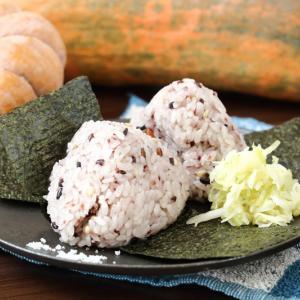 黒米と鶏出汁おむすび 一覧画像